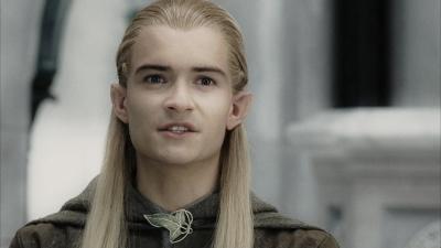 Legolas Orlando Bloom - another very fine actor!