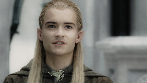 Legolas Orlando Bloom - another very fine actor!