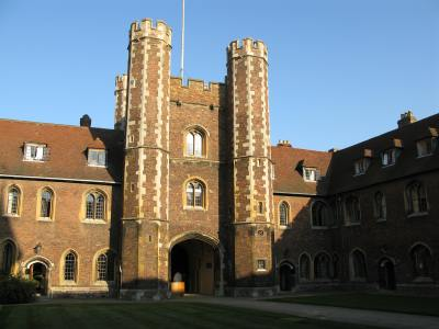 Maybe Old College looks something like this...