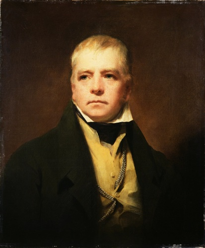Sir Walter Scott by Sir Henry Raeburn Scottish National Portrait Gallery