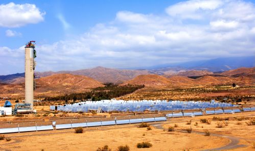 Hope - Harnessing solar power in Spain