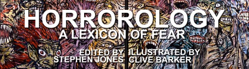 Horrorology Banner