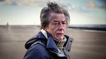 John Hurt as Professor Parkins in the 2010 BBC dramatisation