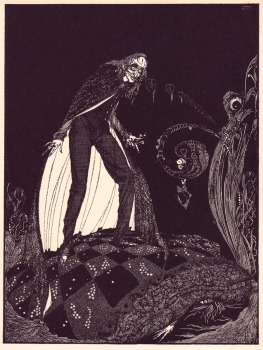 Illustration by Harry Clarke
