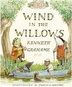 Butchering Books... The Wind in the Willows by Kenneth Grahame