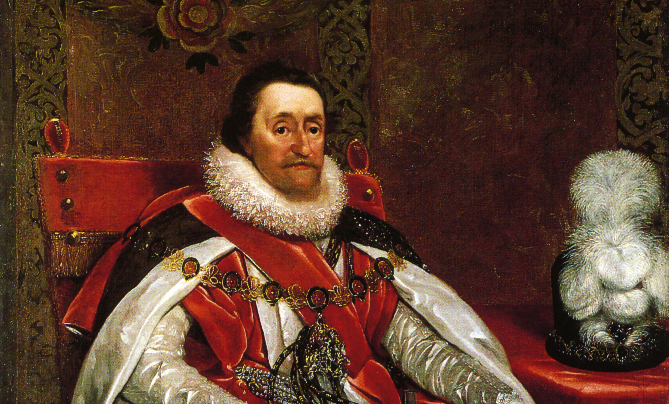 a history of king james and his influence on england Queen james and his one was liable to hear the shout long live queen james king james i of england and vi queen james and his courtiers, gay history.