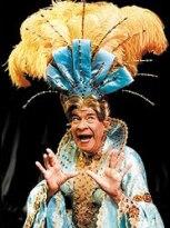 Stanley Baxter - best ever pantomime dame!