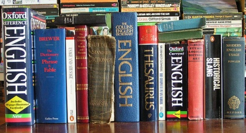 English-Dictionaries
