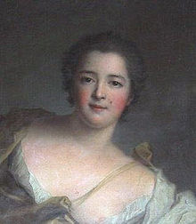 Possibly Diane Adelaide de Mailly-Nesle by Marc Nattier