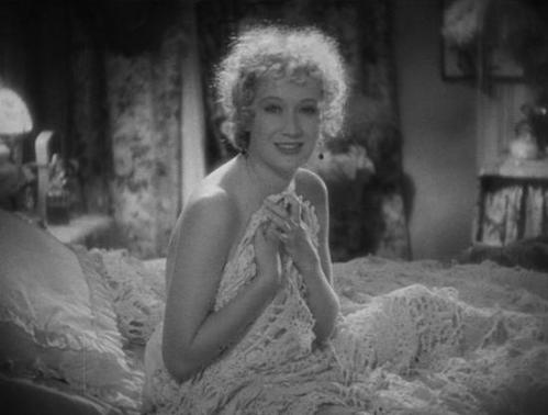 Miriam Hopkins in a bit of pre-code naughtiness