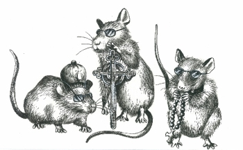 three blind mice bishops