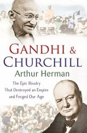 gandhi and churchill