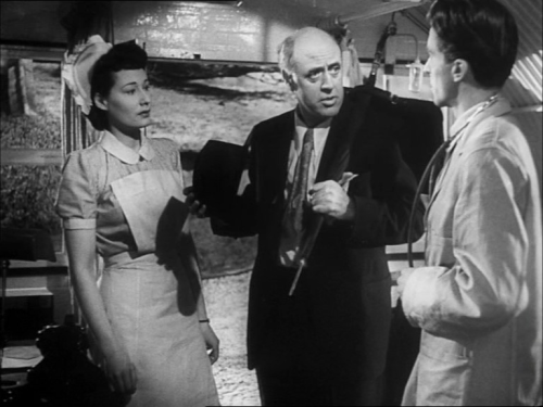 Film of the Book - Alastair Sim is Inspector Cockrill in the movie - review coming soon...