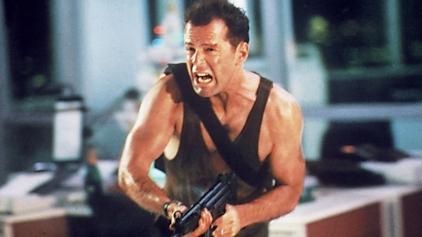 It's a Bruce Willis!