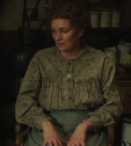 Daniela Nardini as Chris' mother - a stand out performance in a tiny part...