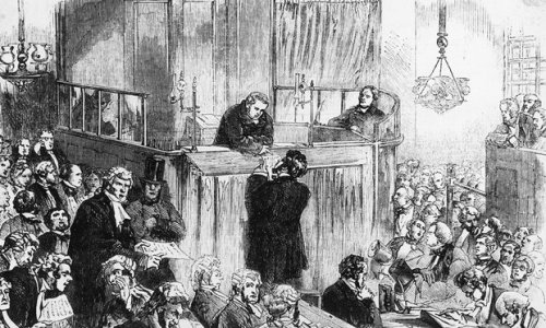 The trial of Dr Palmer, the Rugeley Poisoner