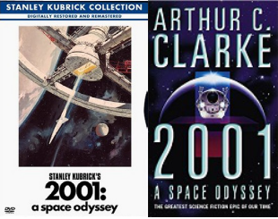 2001 space odyssey review book