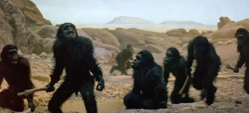 2001 man-apes