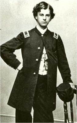 Arthur MacArthur - commissioned as an officer in the Union army at age 17, he won the Medal of Honor for his actions the following year at Missionary Ridge. Douglas would strive for years to equal his father's achievement, and was eventually granted his own Medal of Honor, making them the first father and son to achieve this.