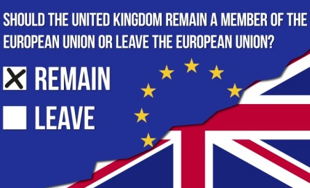 remain poster