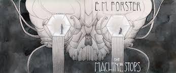 the machine stops art