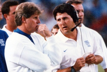 Hal Mumme and Mike Leach