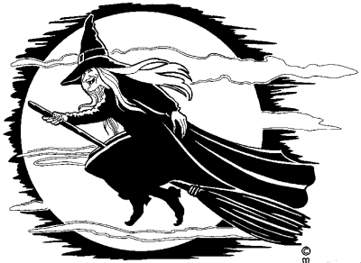 witch-on-broomstick