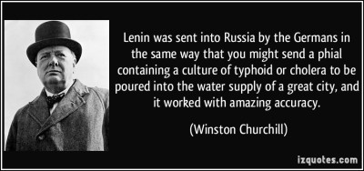churchill-on-lenin
