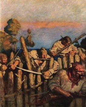 Treasure Island: An Audible Original Drama – FictionFan's