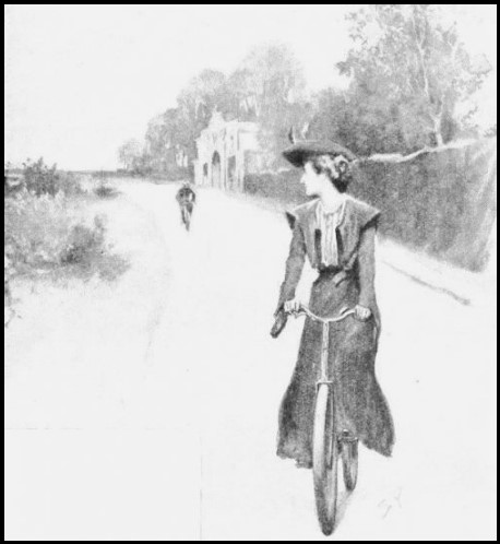 The Solitary Cyclist